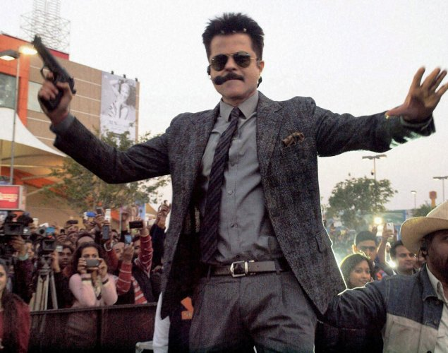 Actors like John Abraham inspire me to stay fit: Anil Kapoor