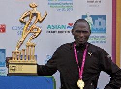 Africa conquers India in Mumbai Marathon