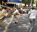 MIM chief's arrest leads to unrest