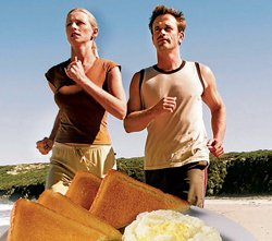 Exercising before breakfast can help burn more fat