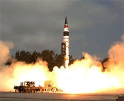 Agni V at Indian R-Day parade unsettling: Pakistani daily