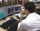 Sensex falls to 2-week low; profit-taking in ICICI Bank, RIL