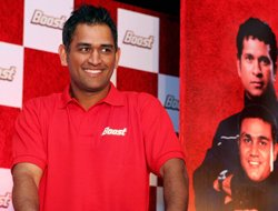 Dhoni launches his own line of fragrances