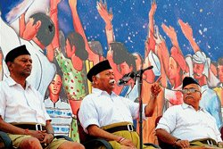 'RSS would use power to safeguard Hindu religion'
