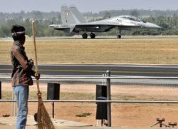 Fighter plane Rafale set to dazzle at Bangalore airshow