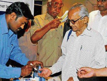 Healthcare for senior citizens