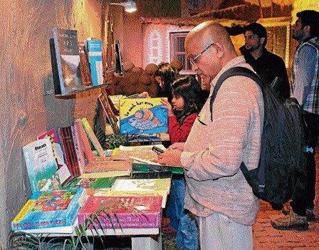 Folk fiesta at World Book Fair