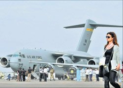 Aero India may miss 'war in the sky'