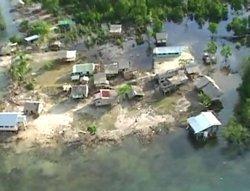 Tsunami kills five in Solomon after quake