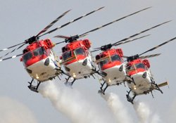 Russian Knights to arrive today