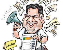 Shettar presents please-all poll budget
