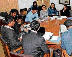 SRCC holds Economics Summit