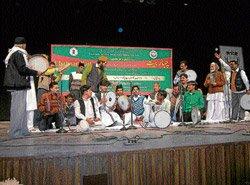 Jamia students' stint with Chahaar Bait