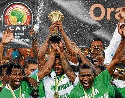 Nigeria emerge on top