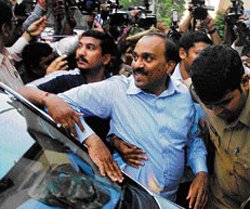 Rags to riches story of Janardhan Reddy's secretary