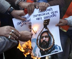 Afzal's family to be allowed in Tihar: Home Secretary