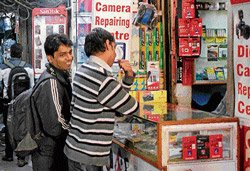 One-stop mart for all camera needs
