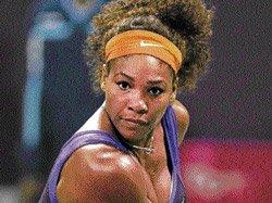Serena powers past Gavrilova