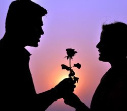 Couples 'married off', but Cupid on top on Valentine's Day