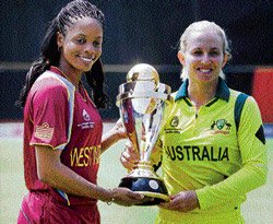 Aussie eves eye record sixth title