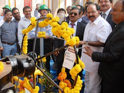 Gail commissions Dabhol-Bangalore gas pipeline project