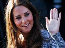 British author calls Kate 'shop-window mannequin'