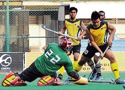 Malaysian juniors prevail over ASC