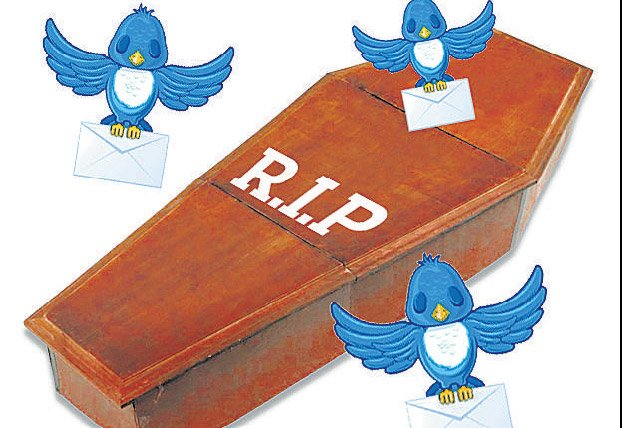 New app let's you tweet even after death!