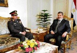 Egypt's Morsi declares polls