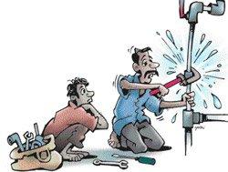 Plumbing depths