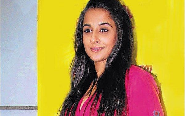 Vidya's first 'superstar'