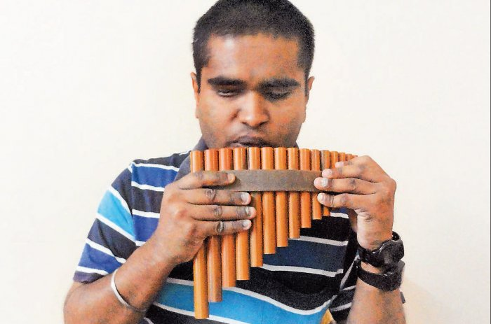 An unseen passion for music