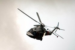 Chopper deal middleman  was in Delhi to erase trail