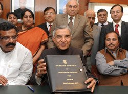 All eyes on Bansal for tomorrow's Rail Budget