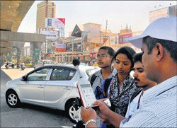 'No Honking Mondays' drive extended to Central Bangalore