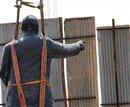 HC asks govt to shift Ambedkar statue