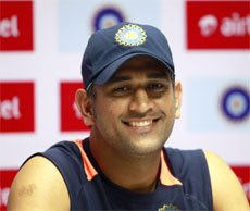It was a special innings for me: Dhoni