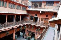 Heritage haveli, historic school