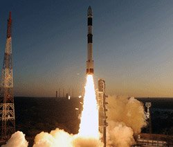 India puts world's first smartphone in space