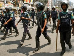 Bangladesh Islamic leader sentenced to death; 35 killed in protests