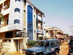 CBI raids Kharadapudi;  he goes missing
