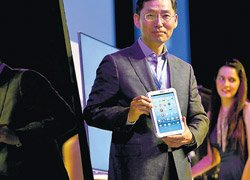 Samsung sees 10% growth in enterprise
