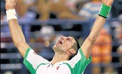 Djokovic blunts Del Potro charge