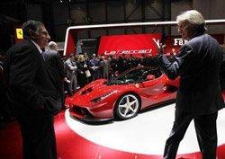 Ferrari's first-ever hybrid 'looks terrific' - Ratan Tata