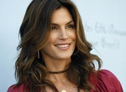 I was too young to be Mrs Gere: Cindy Crawford