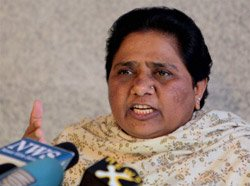 Probe ordered into firms of Mayawati, her brother