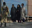 Curfew continues in parts of Srinagar, Kashmir Valley