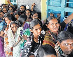 70 pc turnout in ULB polls