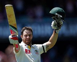 Sitting ducks Aussies need to be more aggressive, says Wade