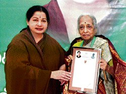 TN honours cancer care pioneer
